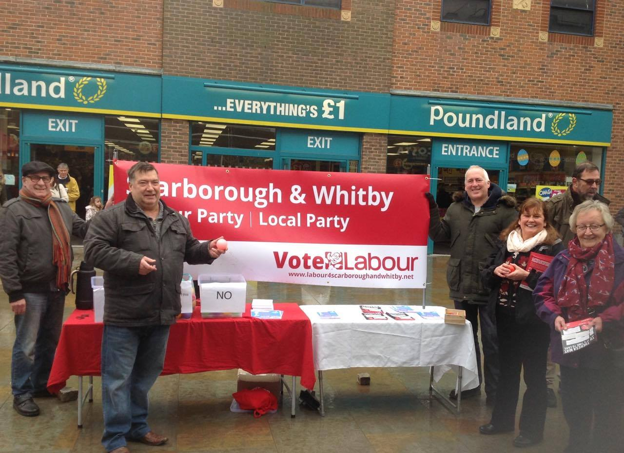 Scarborough Branch Defends the NHS